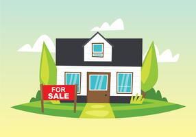 Imóveis à venda vetor