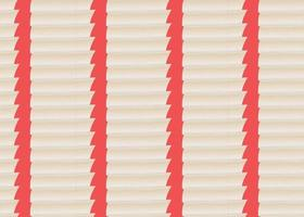padrão sem emenda bronzeado vermelho, desenhado à mão