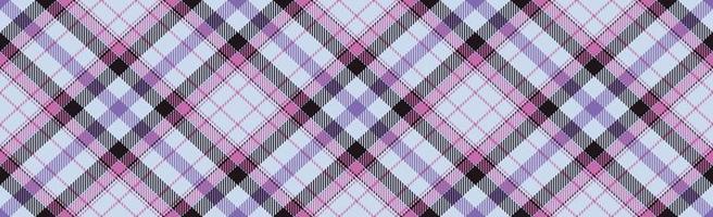 textura xadrez tartan escocês sem costura com losangos - vetor