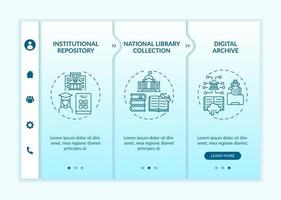 tipos de modelo de vetor de integração de literatura digital
