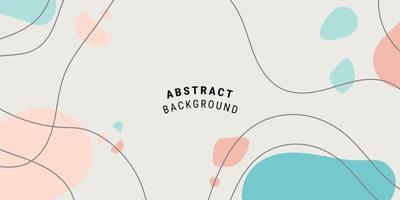 fundo abstrato em estilo minimalista