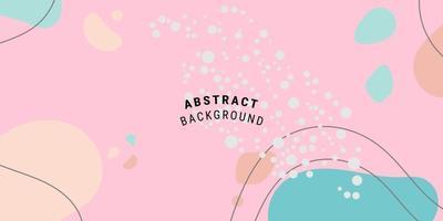 fundo abstrato em um estilo minimalista