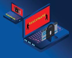 scam fraude notícias falsas ransomware