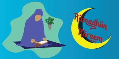 mês ramadhan kareem