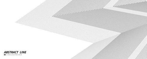 padrão geométrico de linha abstrata de padrões de triângulo projetar fundo de arte decorativa. ilustração vetorial eps10 vetor