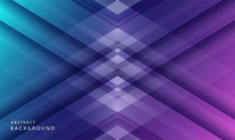 abstrato luz de fundo de listras diagonais. com gradações de azul brilhante e rosa. vetor