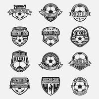 emblemas e logotipos de futebol