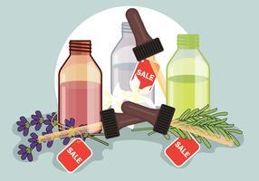 Venda de óleos essenciais
