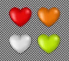 ícone de coração vermelho