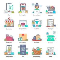 e-shopping e comércio