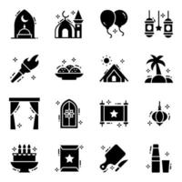 evento muçulmano, celebrações eid