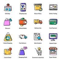 e-commerce e entrega