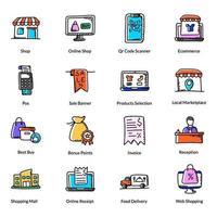 compras e comércio online