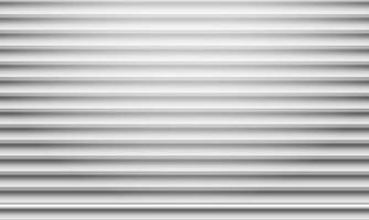 luxo prata ou cinza gradiente cor de fundo e textura padrão de onda. vetor