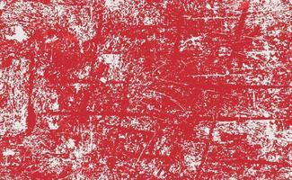 textura de parede vermelha realista, fundo abstrato - vetor