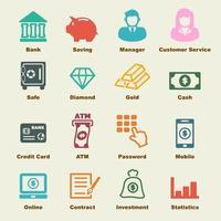 elementos do vetor bancário