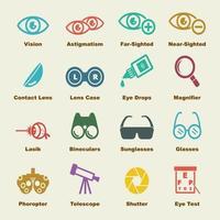 elementos de vetor óptico