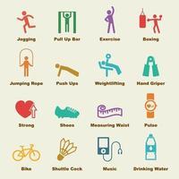 elementos do vetor de exercício