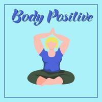 conceito positivo de corpo vetor