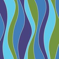mod rodando faixa de vetor azul verde roxo em fundo azul escuro