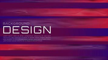 fundo gradiente líquido 3d abstrato com cor suave para a página de destino da web e papel de parede vetor