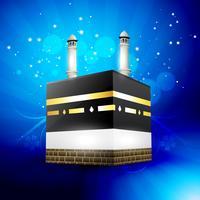 vetor de qaaba sharif