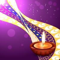 projeto festival de diwali vetor