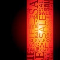 fundo de venda de vetor