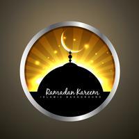 rótulo ramadan kareem