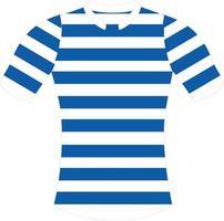 maquetes de camisas de futebol vetor