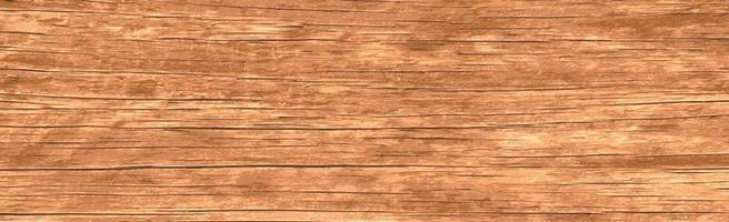 textura panorâmica de madeira clara com nós - vetor