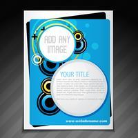 design de brochura elegante