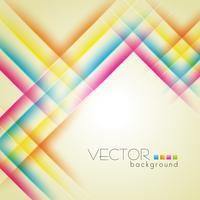 linhas coloridas vetor