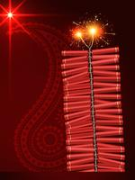 bolachas do festival de diwali vetor