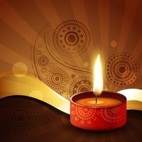 festival de diwali vetor