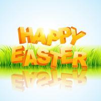 Feliz Páscoa criativa