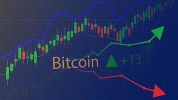 gráfico e gráfico de mercado de ações ou forex trading, design de plano de fundo do conceito de investimento financeiro e de mercado, ilustração vetorial vetor