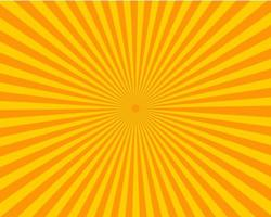 padrão de sunburst vetor