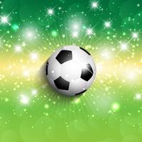 Fundo de futebol / futebol vetor