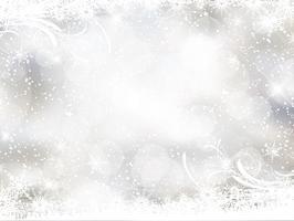 Fundo decorativo de Natal vetor
