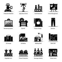automação industrial e de fábrica