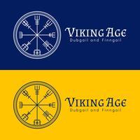 Vetores impressionantes de Viking