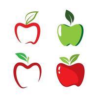 imagens do logotipo da apple vetor