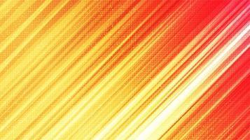 fundo de tecnologia vermelho de velocidade moderna vetor