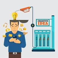 ilustrações de conceito de negócio vetor