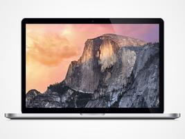 vetor macbook pro