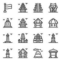 elementos da cultura indonésia