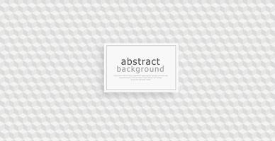textura de fundo padrão abstrato, muitos cubos idênticos, lugar para texto - vetor