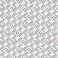 padrão geométrico abstrato da telha. pano de fundo sem costura com ornamento de linha no estilo geométrico dos anos 1930 vetor