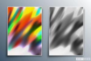 design de textura gradiente para plano de fundo, papel de parede, folheto, cartaz, capa de brochura, tipografia ou outros produtos de impressão. vetor